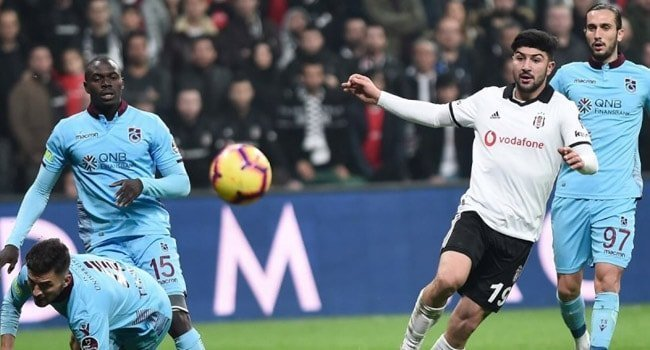 Trabzonpor - Beşiktaş iddaa haberleri