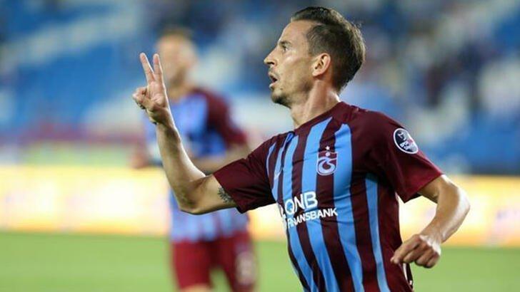 Joao Pereira'ya ceza kapıda! - En son Trabzonspor haberleri