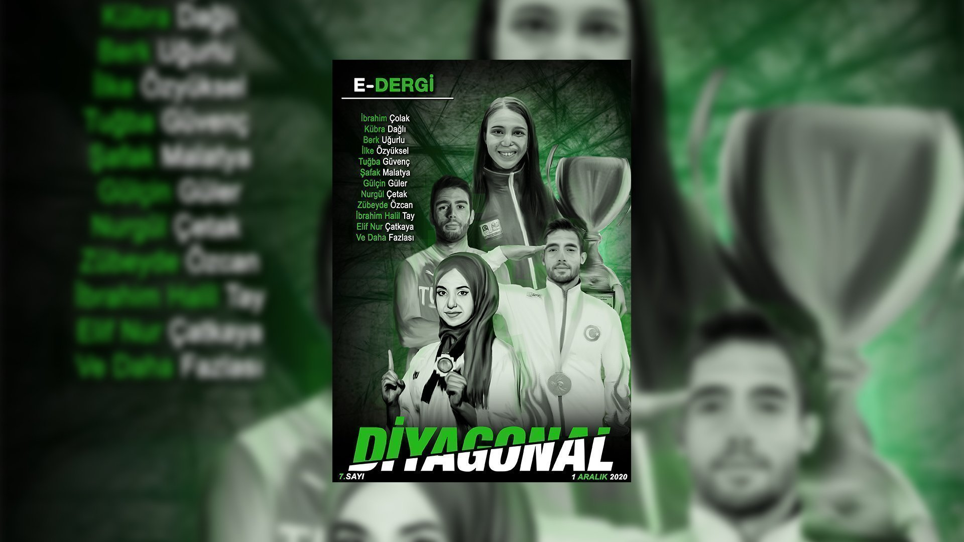 Diyagonal E-Dergi 7.Sayı   Ücretsiz E-Dergi Oku