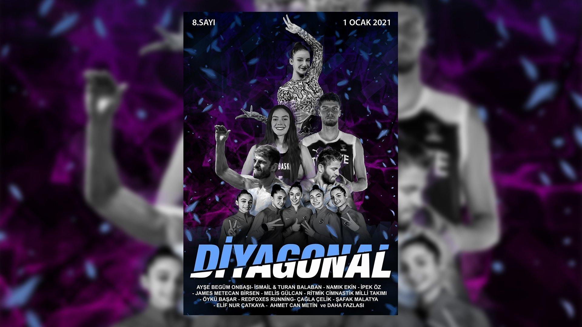 Diyagonal E-Dergi Ocak Sayısı - Ücretsiz Dergi
